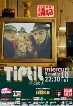 Concert TiPtiL în Club A din Bucureşti