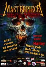 Concert Masterpiece tribute to Metallica în Music Pub din Baia Mare