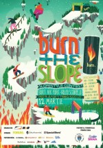 Burn the Slope la Burn Air Park Sinaia