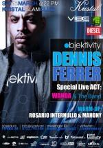 Dennis Ferrer în Kristal Glam Club din Bucureşti