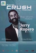 Jerry Ropero în Club Summer Crush din Mamaia