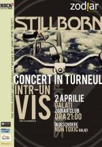 Concert Stillborn în Club Zodiar din Galaţi