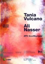 Tania Vulcano & Ali Nasser în Studio Martin din Bucureşti