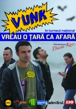 """Turneu VUNK 2011 – """"Vreau o ţară ca afară"""""""