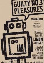 DJ Missile şi DJ Limun în Booha Bar din Cluj-Napoca