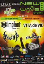 New Wave Fest Spring Edition 2011 în Irish Music Pub din Cluj-Napoca