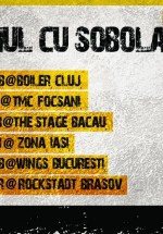 Concert Omul cu Şobolani în Rockstadt Club din Braşov
