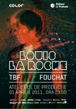 Louis La Roche la Atelierul de Producţie din Bucureşti