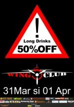 Cursa spre Distracţie în Wings Club din Bucureşti