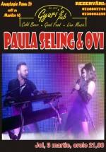 Concert Paula Seling ş Ovi la Gyuri's Pub din Bucureşti