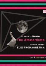 Concert lansare album The Amsterdams în Kulturhaus din Bucureşti