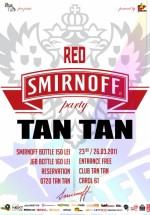 RED Party în Tan Tan Club din Bucureşti