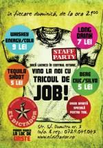 Staff Party în El Dictator din Bucureşti
