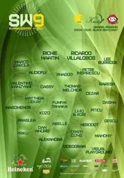 Festivalul Sunwaves 9 la Mamaia