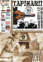 Concert Ţapinarii în Pub La Fierărie din Suceava