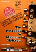 Concert Tic Petroşel şi Marlene Hristea în Music Hall din Bucureşti