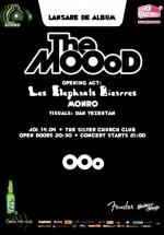 Concert lansare album The MOOoD în The Silver Church din Bucureşti