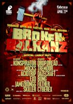 Broken Balkanz în Club Fabrica din Bucureşti