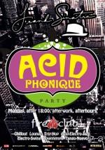 Acid Phonique – Frank Sinatra în Fire Club din Bucureşti