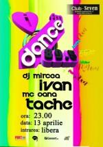 DanceFM Party în Club Seven din Bucureşti