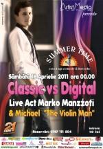 Marko Mazzoti şi Michael în Summer Time din Galaţi