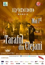 Concert Taraful din Clejani în Club Bamboo Mamaia
