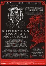 OST Mountain Fest 2011 la Râşnov