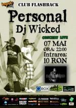 Concert Personal & DJ Wicked în Club Flashback din Cluj-Napoca