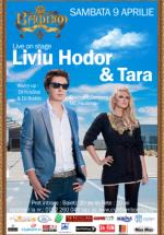 Concert Liviu Hodor şi Tara în Club Bamboo din Cluj-Napoca