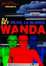 DJ Wanda în La Blanca Pure Club din Bucureşti