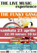 The Funky Gang în Club The Floor din Bucureşti