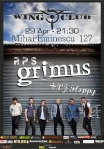 Concer Grimus în Wings Club din Bucureşti