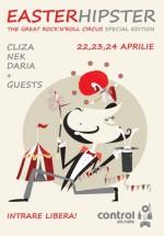 Three-day party marathon în Club Control din Bucureşti
