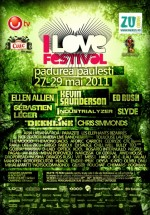 I Love Festival 2011 în Pădurea Păuleşti