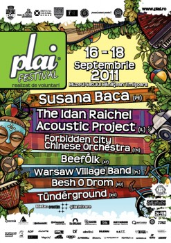 Festivalul Plai 2011