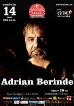 Concert Adrian Berinde în Music Hall din Bucureşti