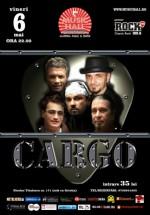 Concert Cargo în Music Hall din Bucureşti