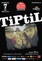 Concert TiPtiL în Music Hall din Bucureşti