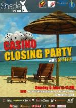 Shade Casino Party în Club Shade din Bucureşti