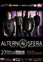 Concert Alternosfera în B!bl!otek Club din Constanţa