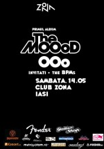 Concert The MOOoD în Club Zona din Iaşi