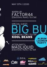 Big Bud în Boiler Club din Cluj-Napoca
