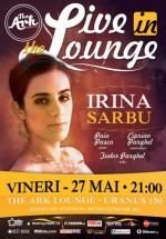 Concert Irina Sârbu & Puiu Pascu Trio în Club The Ark din Bucureşti