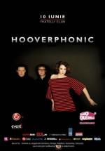 Concert Hooverphonic în Fratelli Studios din București