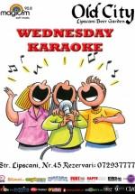 Wednesday Karaoke la Old City Lipscani din Bucureşti