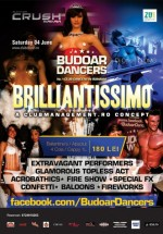 Brilliantissimo by Budoar Dancers în Summer Crush din Mamaia