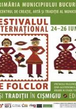 """Festivalul Internaţional de Folclor """"Muzici şi tradiţii în Cişmigiu"""" 2011"""