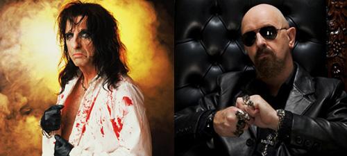 Doi dintre cei mai mari solişti de heavy metal vin în România