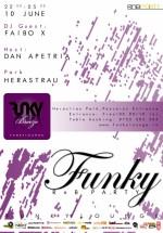 Funky RnB Party în Funky Breeze Herastrau din Bucureşti