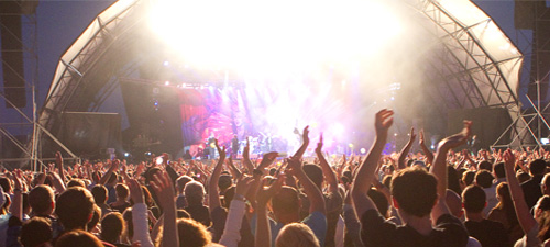 Concertele lunii iunie 2011